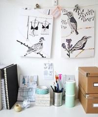 Interior inspiration #2 HOME OFFICE | Oblako D