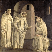 st benedict obedience and humility Central to humility is the ability to listen and respond to the good in life, a good that is not just about me this obedience is about turning away from desire in the our father we pray that the divine will be done 'on earth as it is in heaven.