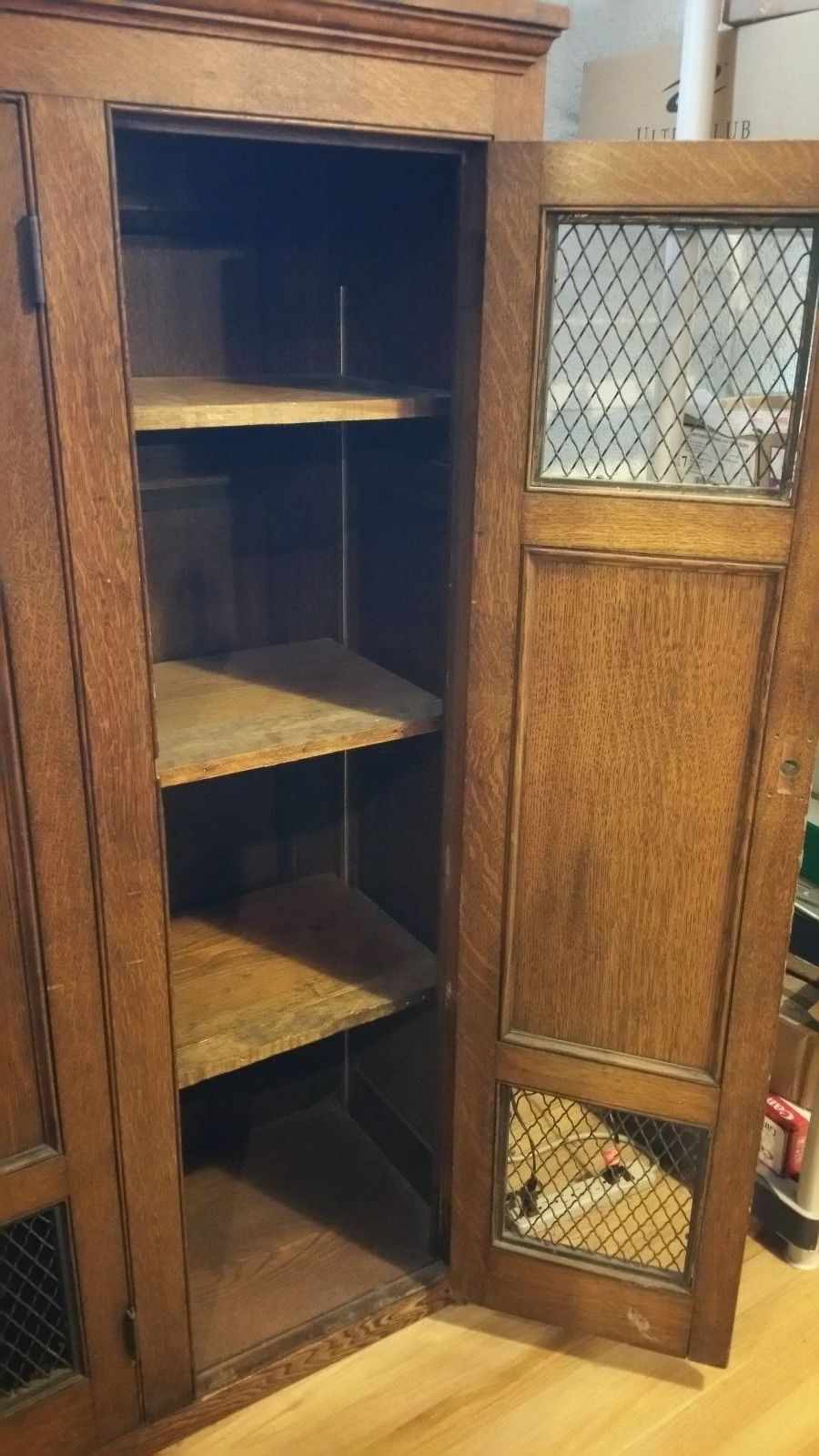 Design Shop Antique School Wooden Gym Lockers « Obnoxious Antiques