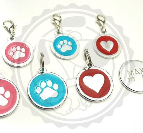 Identifikační známky | Dog tags