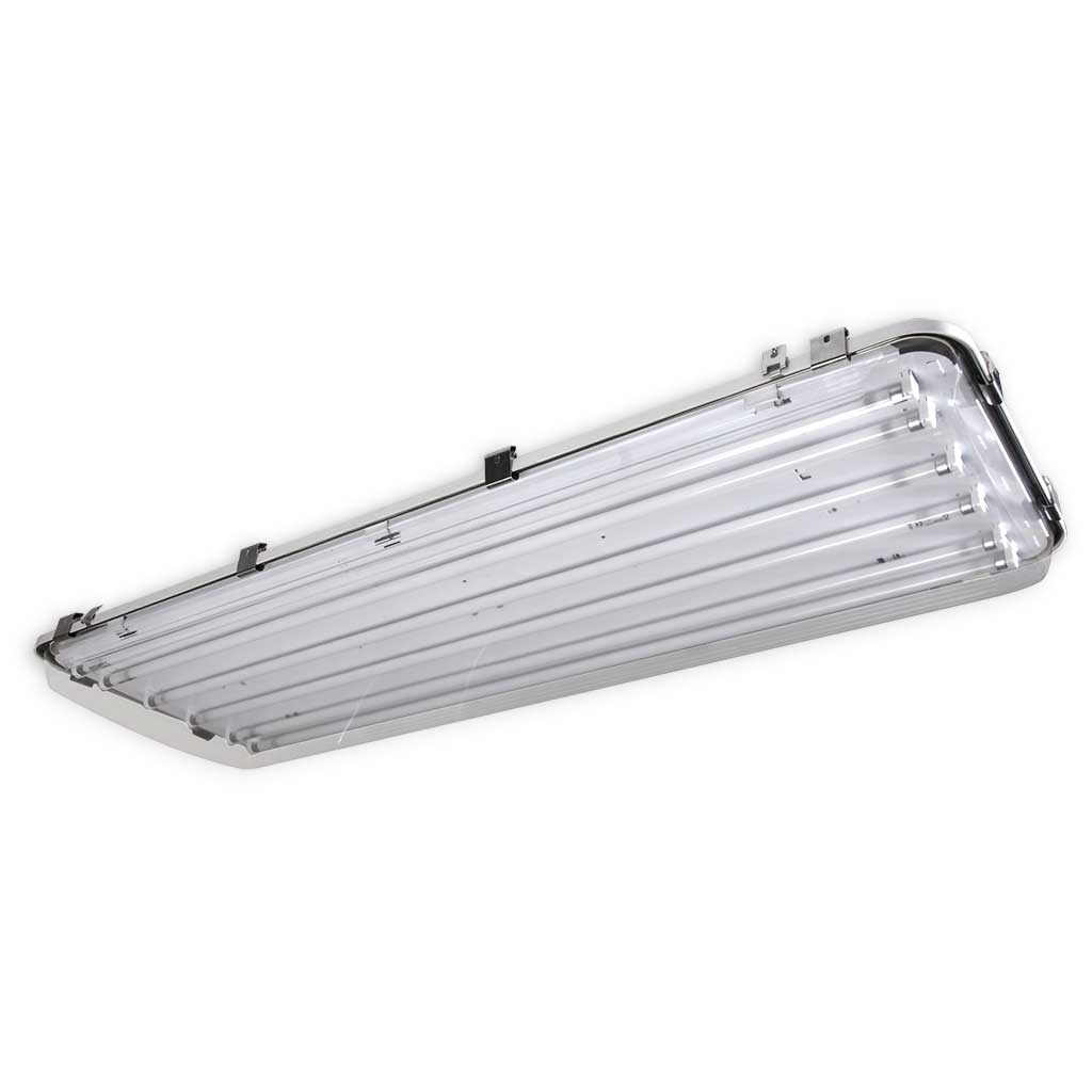 Lamparas De Led Industriales Lámpara Fluorescente Lf 50 Hermetimax Obralux
