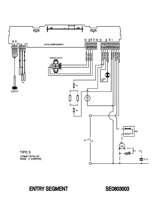 car capacitor wiring