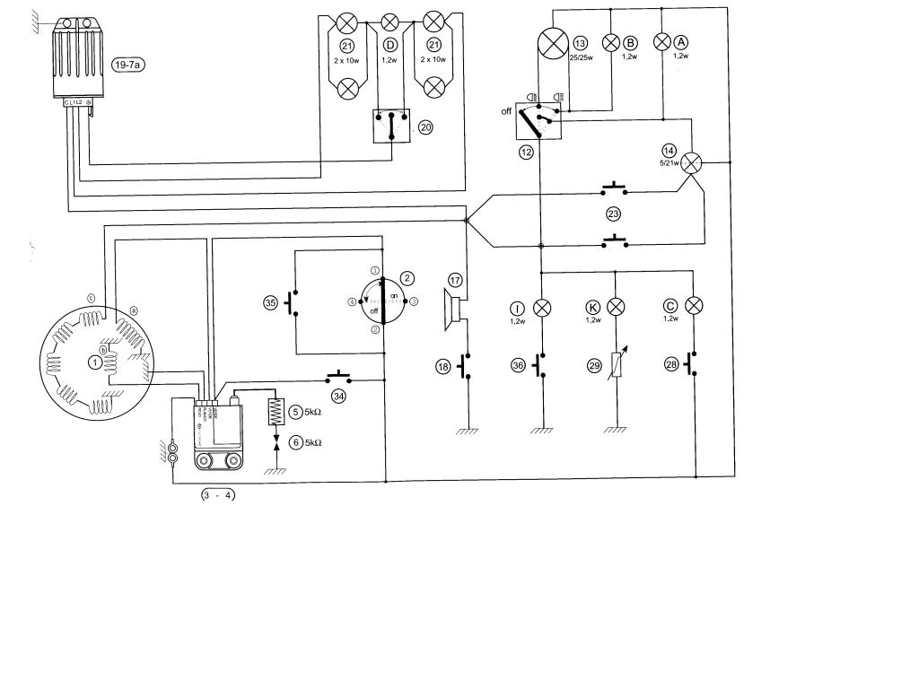 peugeot xps 125 wiring diagram