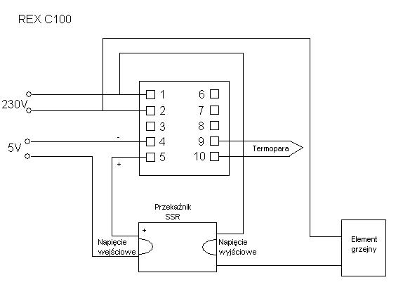 Rex Controller Wiring Diagram C10 Online Wiring Diagram