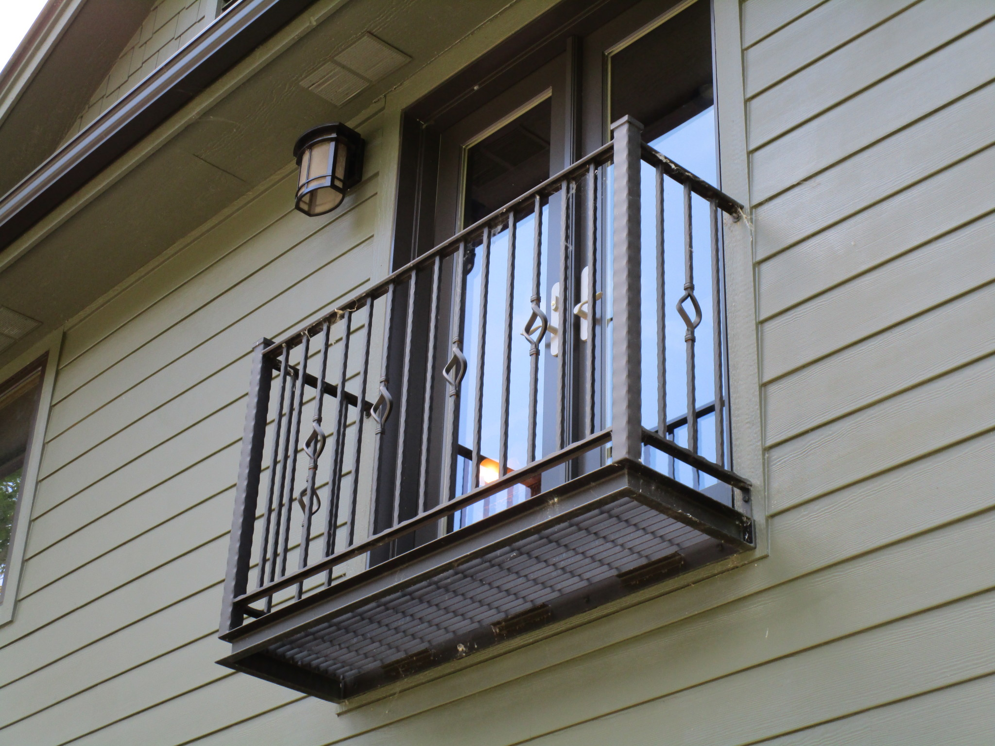 Decorative Awnings Juliette Balconies | O'brien Ornamental Iron