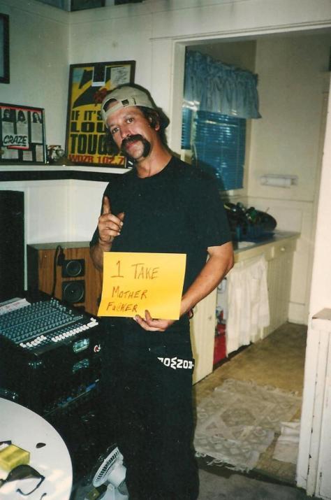 In the Jungle Studio, San Pedro, CA