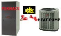 Differences Between a Heat Pump and a Furnace