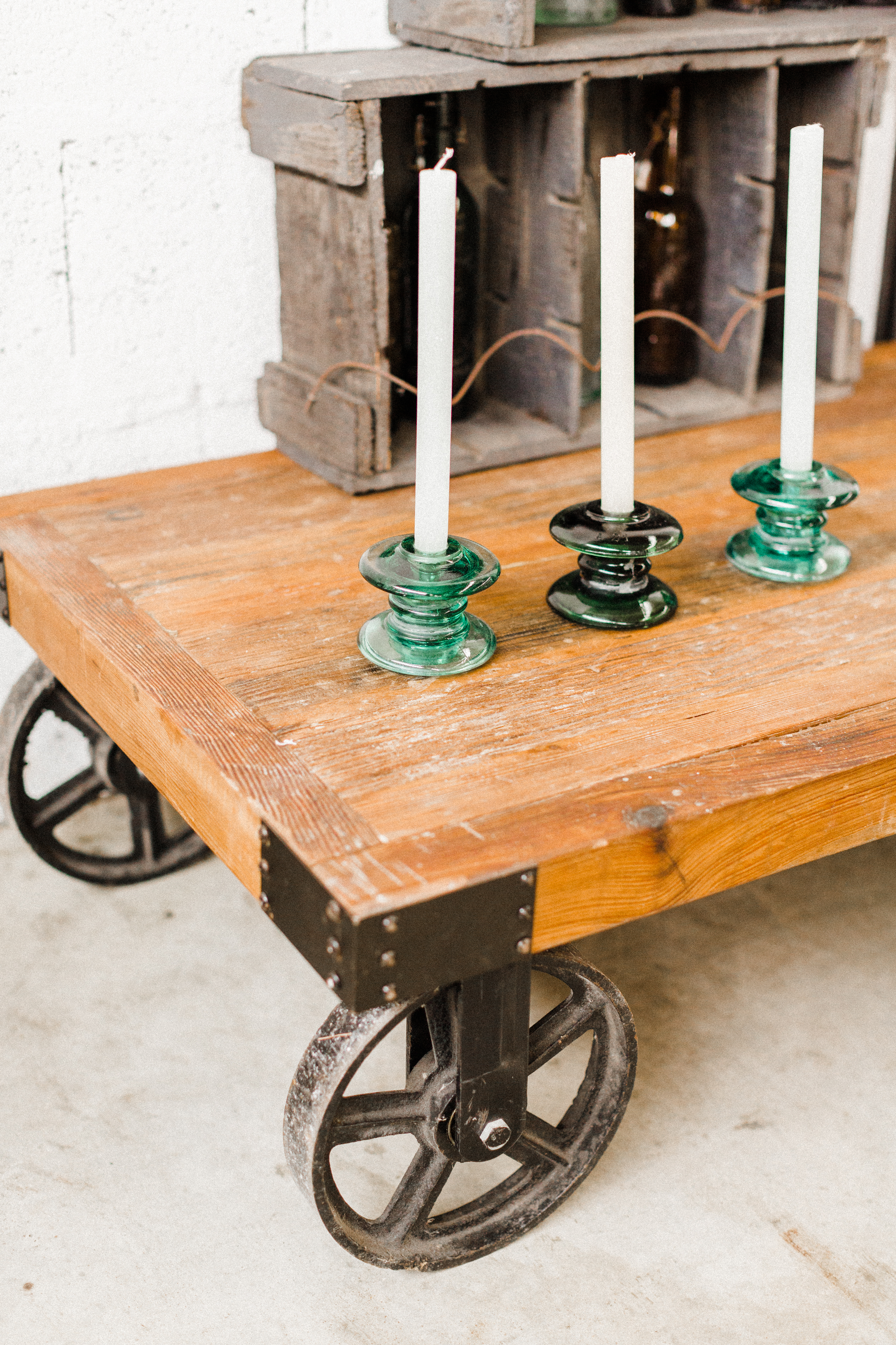 Table Basse Bois Industrielle Table Basse Bois Industriel