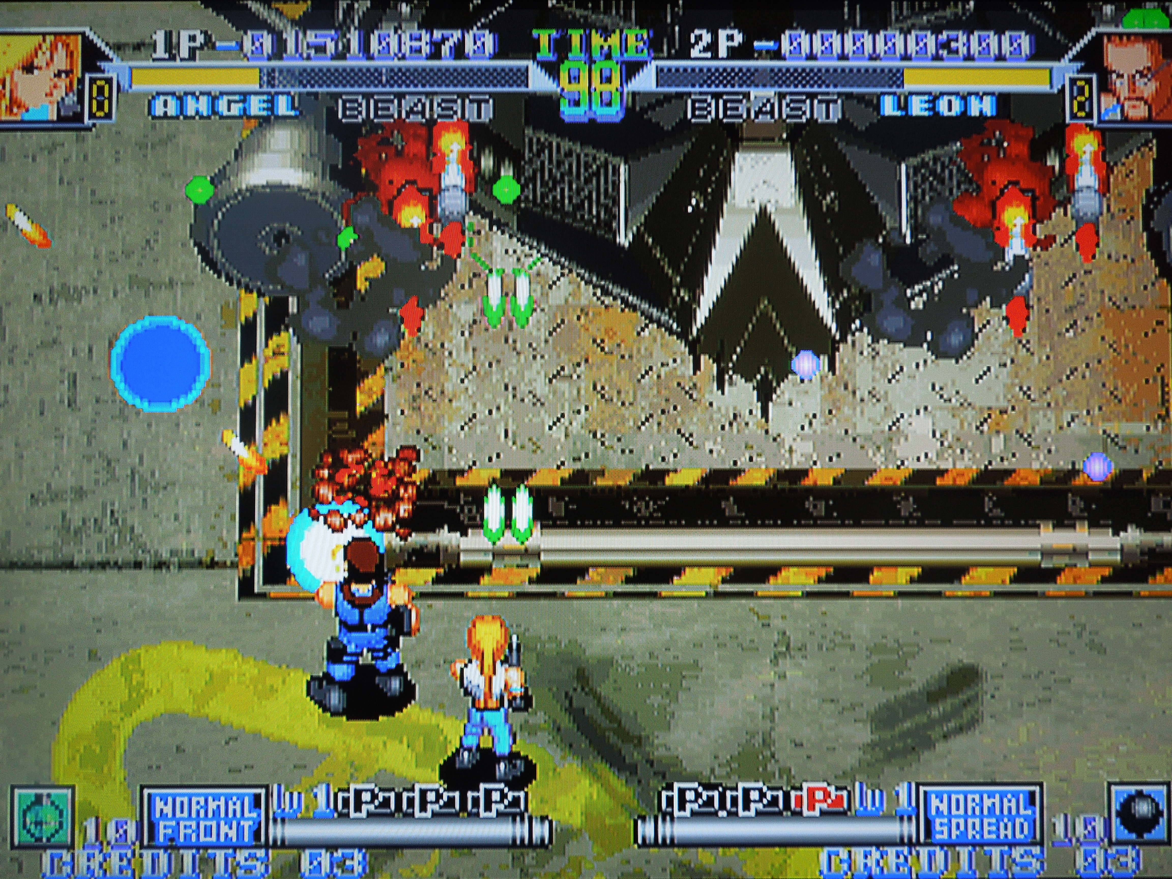 2 Player Games Retro Review Shock Troopers 2nd Squad Cyberfanatix 6