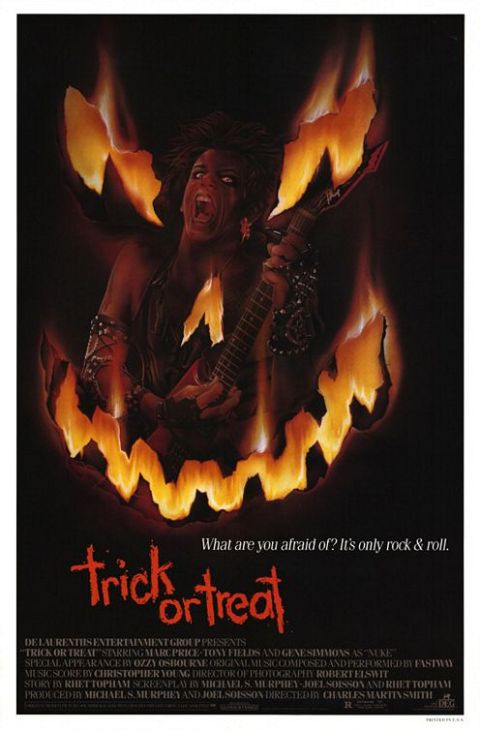 Trick or Treat - poster