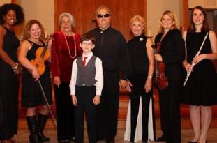 Violins & Voices Christmas Concert