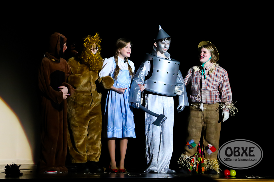 Dare Shadow Players Present 'The Wizard of Oz' [Video / Photo Gallery]