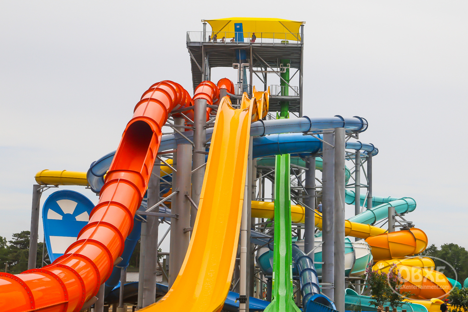 H2OBX Waterpark Highlights [Video / Photo Gallery]