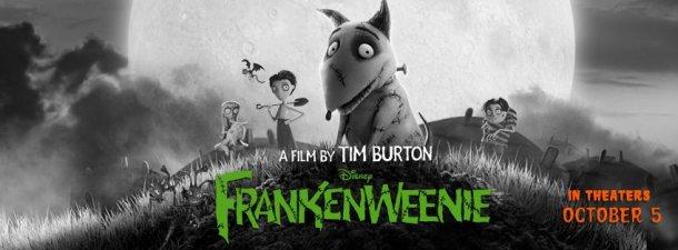 Frankenweenie - banner