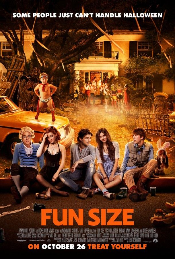 Fun Size - poster