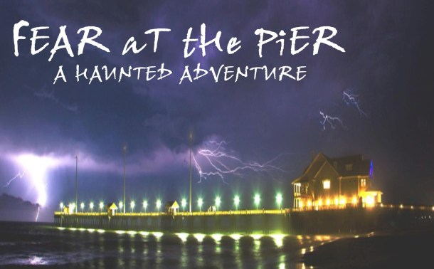 Jennette's Pier - Fear the Pier - banner