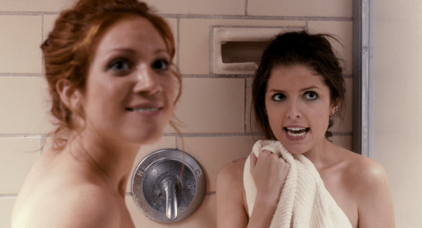Brittany Snow and Anna Kendrick star in 'Pitch Perfect'.