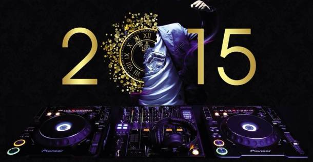 Kelly's New Year's Eve party - Dec. 31, 2014