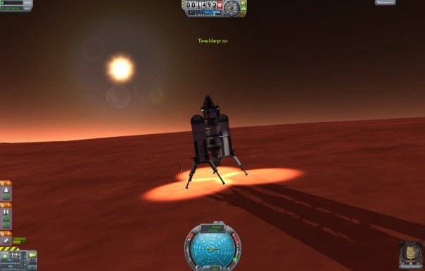 The Desert on Duna