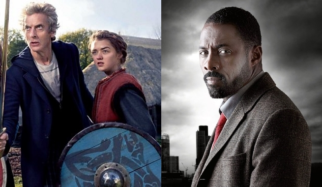 Maisie Williams indica Idris Elba como novo Doctor