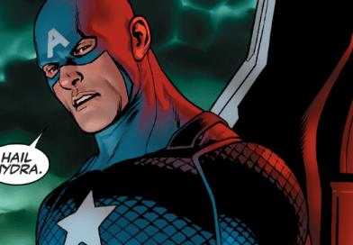 Chris Evans comenta Plot Twist com o Capitão América nos quadrinhos