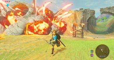 Demo do novo Zelda pode ter sido copiada para cartão SD secretamente na E3