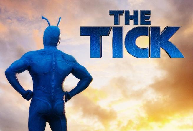 The Tick   Série ganha data oficial de estreia