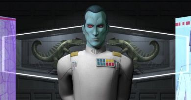 Star Wars   Almirante Thrawn volta para o cânone, estará em Star Wars Rebels e terá um novo livro