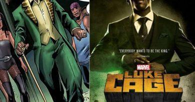 Luke Cage | A origem do Cottonmouth nos quadrinhos