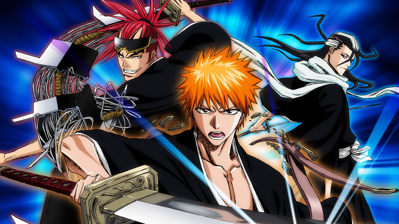 Bleach Downloads Bleach Netflix