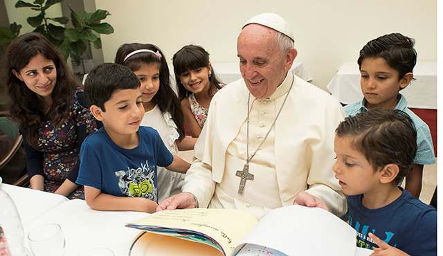 PHOTO: CATHOLIC NEWS SERVICE