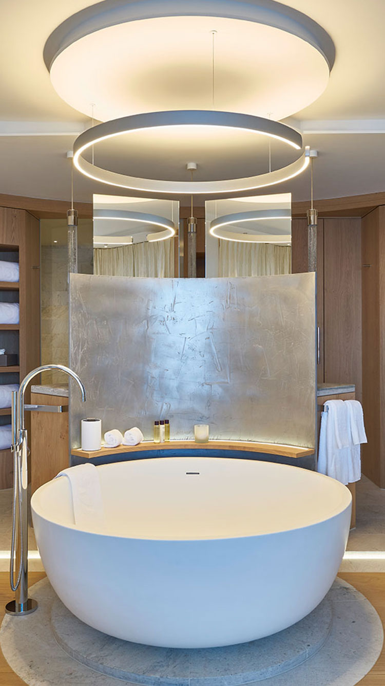 Licht Spa Therme Vals