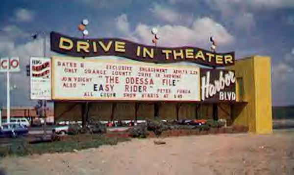 Mesa Garden Harbor Drive-in