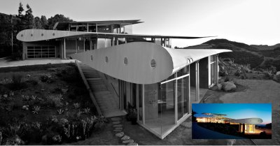 Unique Holiday Rentals – Wing House, Malibu