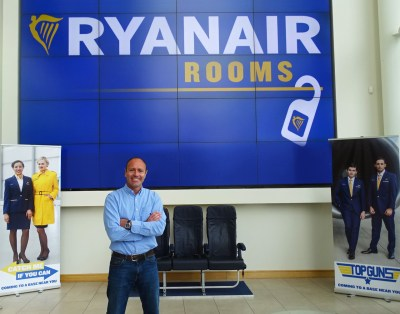 Ryanair to enter Accommodation sector