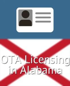 OTA Licensing in Alabama