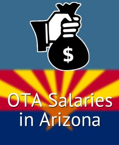 OTA Salaries in Arizona's Major Cities