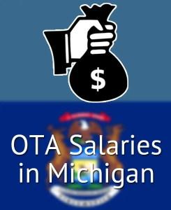 OTA Salaries in Michigan's Major Cities