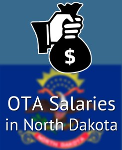 OTA Salaries in North Dakota's Major Cities