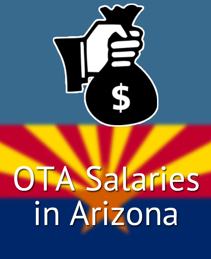 occupational therapy assistant salary in arizona (az), Human body