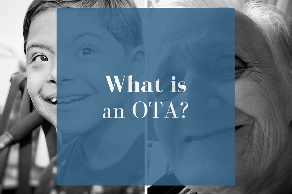 what is an ota  cota or certifited occupational therapy