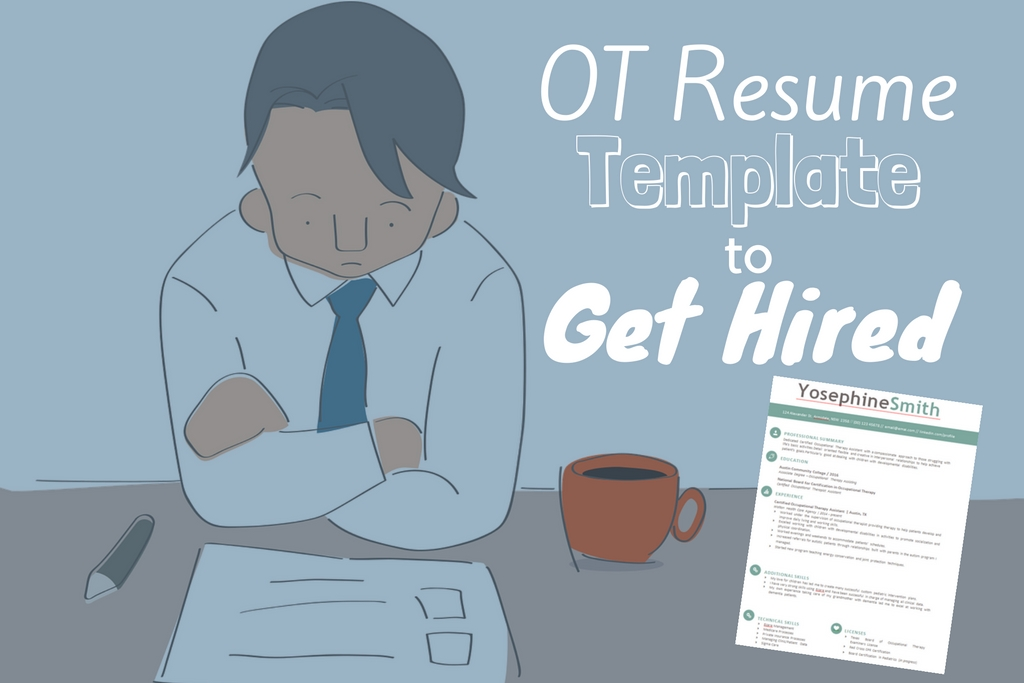 Occupational Therapy Resume Template Download & Tips To Get Hired
