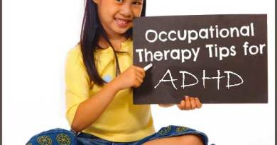 OT tips for ADHD