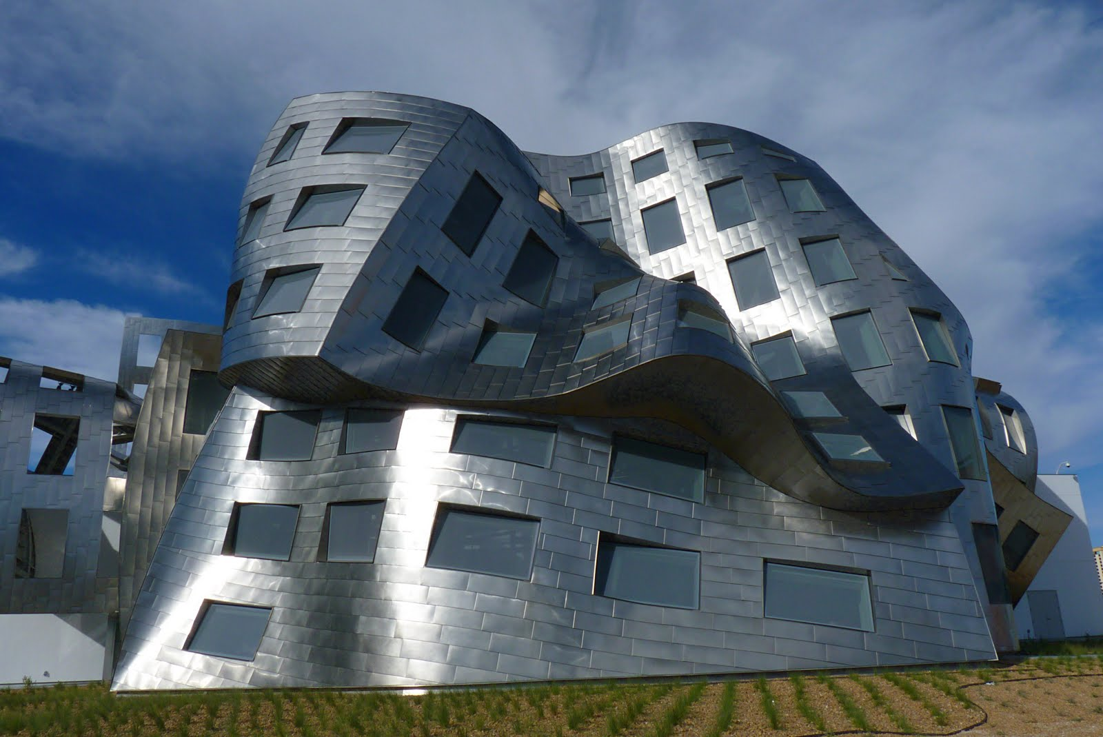 Frank Gehry Architecture Christ The King Sixth Form College Contextual Studies Blog