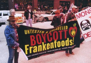 March on Monsanto-May 25, 2013