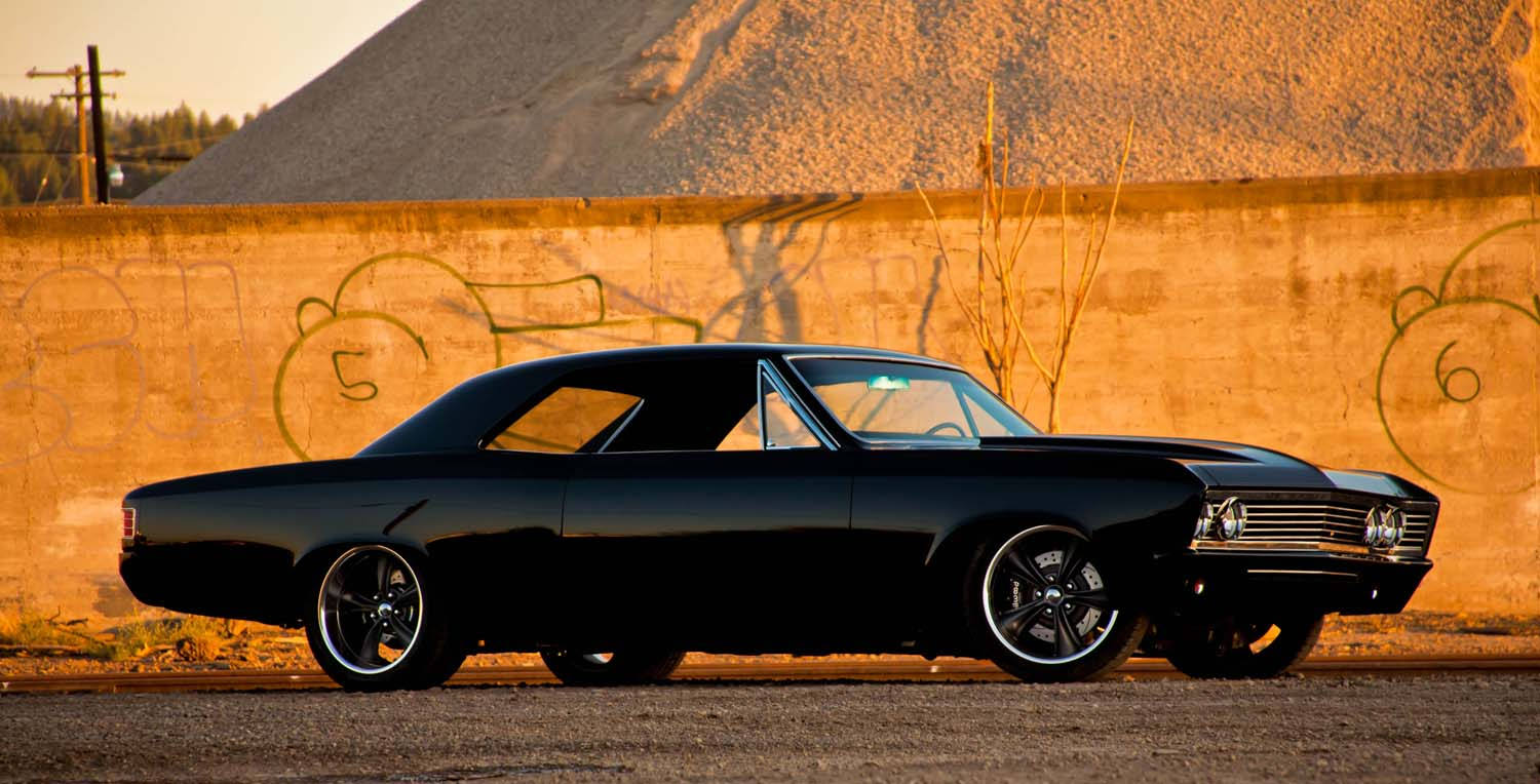 Classic Muscle Cars Wallpaper Hd Chevelle Ocd Customs