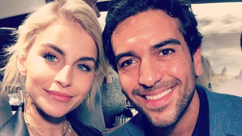 Elyas MBarek disst Caro Daur bei Instagram