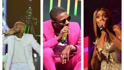 Wizkid Tiwa Savage Davido 10 most anticpated albums 2019 ...