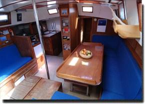 expedition yacht philos interior