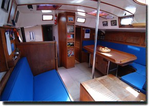 expedition yacht philos interior
